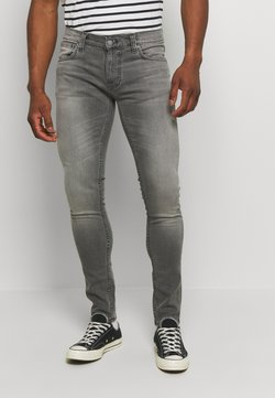 Nudie Jeans - TIGHT TERRY - Jeans Skinny Fit - pine grey