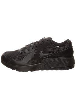 Nike Sportswear - AIR MAX EXCEE - Sneakers laag - black / black / black