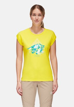 Mammut - MOUNTAIN - Funktionsshirt - blazing