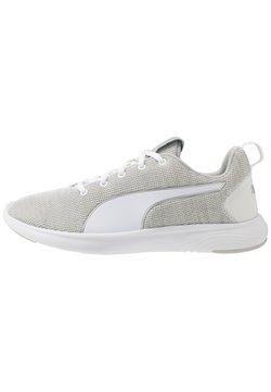 Puma - SOFTRIDE VITAL CLEAN - Zapatillas de running neutras - white/gray violet/silver