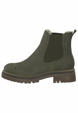 Tamaris - Ankle Boot - olive