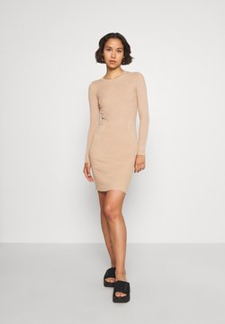 Even&Odd - JUMPER DRESS - Etuikleid - cuban sand
