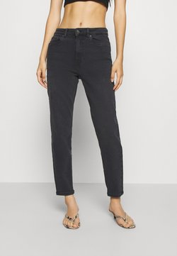 Vero Moda - VMJOANA MOM - Jeans Relaxed Fit - black