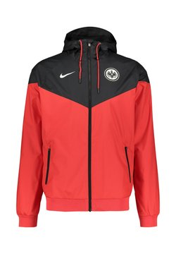 Nike Performance - Windbreaker - rot/schwarz