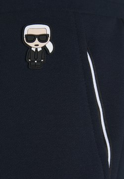 KARL LAGERFELD - PANTS - Jogginghose - navy