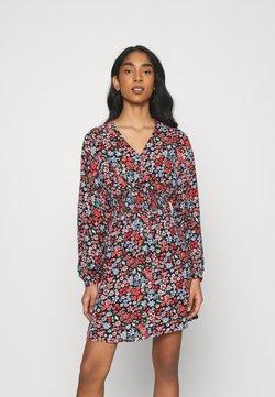 ONLY - ONLTAMARA DRESS - Vapaa-ajan mekko - black