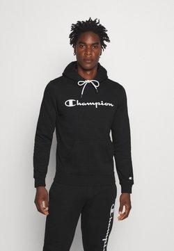 Champion - LEGACY HOODED - Hoodie - black
