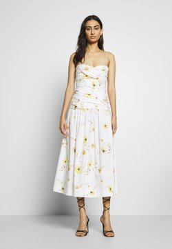 Bec & Bridge - COLETTE MIDI DRESS - Day dress - off white
