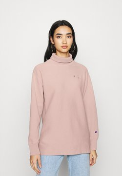 Champion Reverse Weave - HIGH NECK - Sweater - lilac