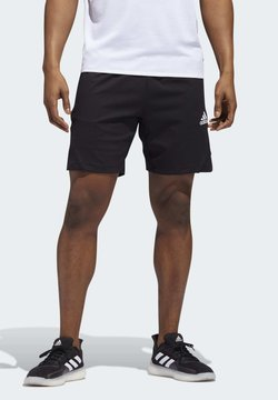 adidas Performance - HEAT.RDY TRAINING SHORTS - Pantalón corto de deporte - black