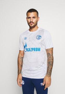 Umbro - FC SCHALKE 04 AWAY - Vereinsmannschaften - brilliant white