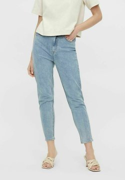Object - Jeans relaxed fit - light blue denim