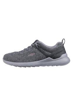 Keen - HIGHLAND ARWAY - Sneaker low - black