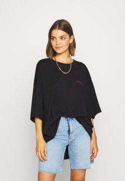 Weekday - HUGE DRESS - Vestido ligero - black