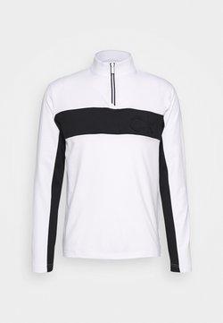 Calvin Klein Golf - EMBOSSED  - Sweatshirt - white