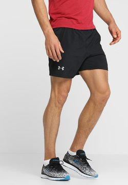 Under Armour - LAUNCH SHORT - Pantalón corto de deporte - black