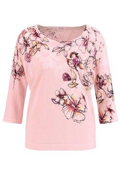 Gerry Weber - Sweatshirt - dusty pink/off-white