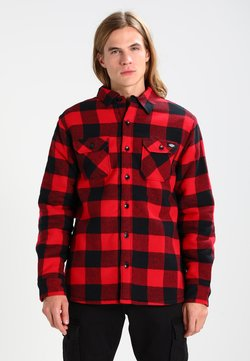 Dickies - LANSDALE SHERPA LINED  - Chemise - red