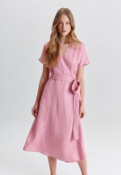 TATUUM - ZERWINA - Sukienka letnia - rouge
