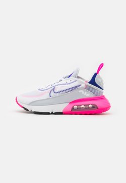 Nike Sportswear - AIR MAX 2090 - Sneakers laag - white/concord/pink blast/pure platinum/black