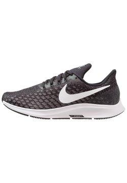 Nike Performance - AIR ZOOM PEGASUS 35 - Hardloopschoenen neutraal - black/white/gunsmoke/oil grey