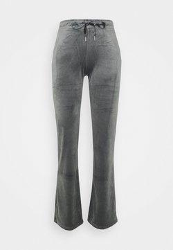 Gina Tricot - CECILIA TROUSERS - Pantaloni del pigiama - dark grey