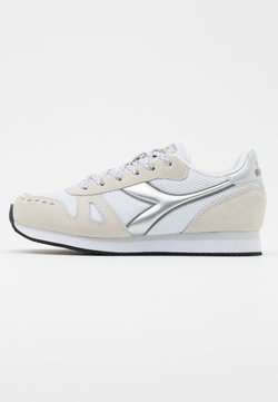 Diadora - SIMPLE RUN  - Sneakers laag - white