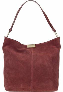 Mandarina Duck - ECLIPSE HOBO  - Shopping Bag - cabernet