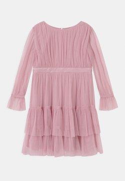 Anaya with love - BISHOP SLEEVE RUFFLE DETAIL - Sukienka koktajlowa - aurora pink