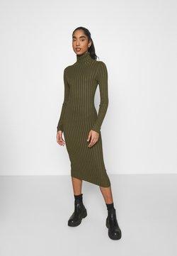 Even&Odd - Fodralklänning - olive
