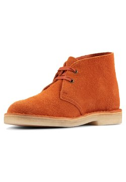 Clarks - Bottines à lacets - ingwerfarben