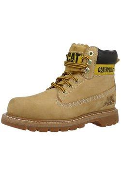 Cat Footwear - COLORADO - Schnürstiefelette - honey