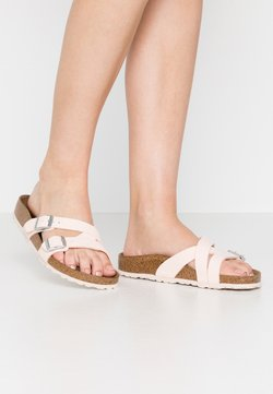 Birkenstock - YAO - Hausschuh - brushed light rose
