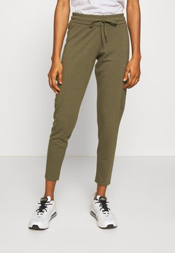 Noisy May - NMSEJLA CARGO - Jogginghose - ivy green