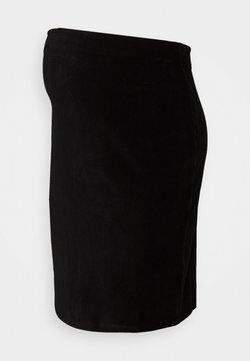 MAMALICIOUS - MLJOLIE SKIRT - Falda de tubo - black