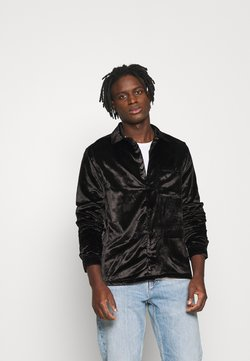 Topman - OXBLOOD - Camicia elegante - black