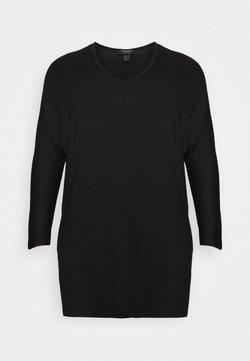New Look Curves - BATWING MINI - Vestido de tubo - black