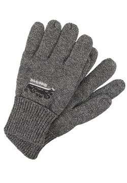 Superdry - ORANGE LABEL GLOVE - Fingerhandschuh - basalt grey grit