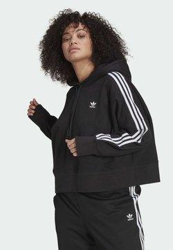 adidas Originals - Kapuzenpullover - black