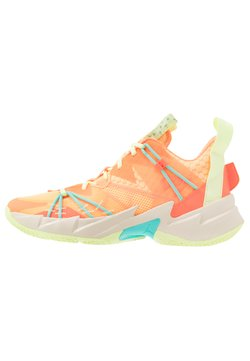 Jordan - WHY NOT SE - Zapatillas de baloncesto - light liquid lime/black/psychic purple/pink blast/white/amarillo