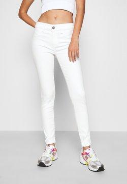 American Eagle - NEXT JEGGING - Jean slim - sparkle white