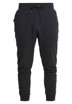 Nike Sportswear - M NSW NIKE AIR PANT FLC - Jogginghose - black/university red