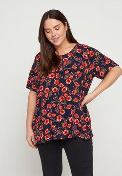 Zizzi - VBELLA BLOUSE - T-Shirt print - black