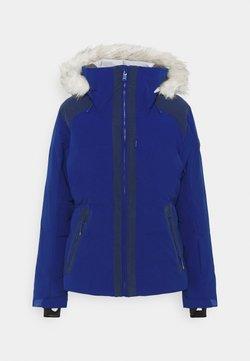 Roxy - CLOUDED - Kurtka snowboardowa - mazarine blue