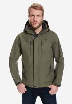 Jeff Green - HARSTAD - Outdoorjacke - olive night