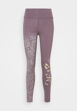 Deha - YOGA LEGGINGS - Medias - purple gray