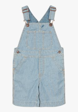 GAP - TODDLER BOY SHORTALL - Salopette - light blue denim