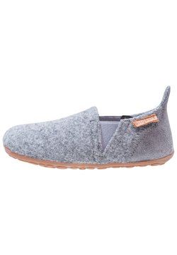 Bisgaard - SAILOR HOME SHOE - Chaussons - grey