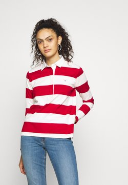 GANT - ORIGINAL HEAVY RUGGER - Poloshirt - bright red