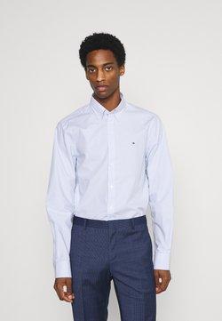 Tommy Hilfiger Tailored - WIDE STRIPE SLIM FIT - Camisa - light blue/white